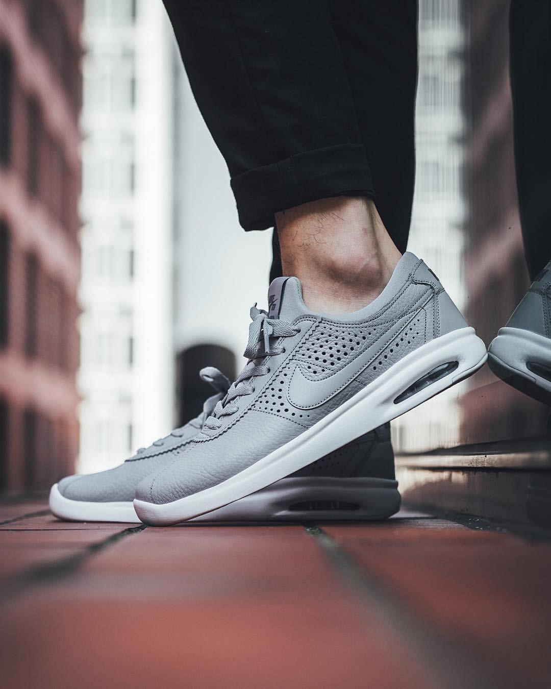Nike SB Air Max Bruin Vapor: Wolf Grey