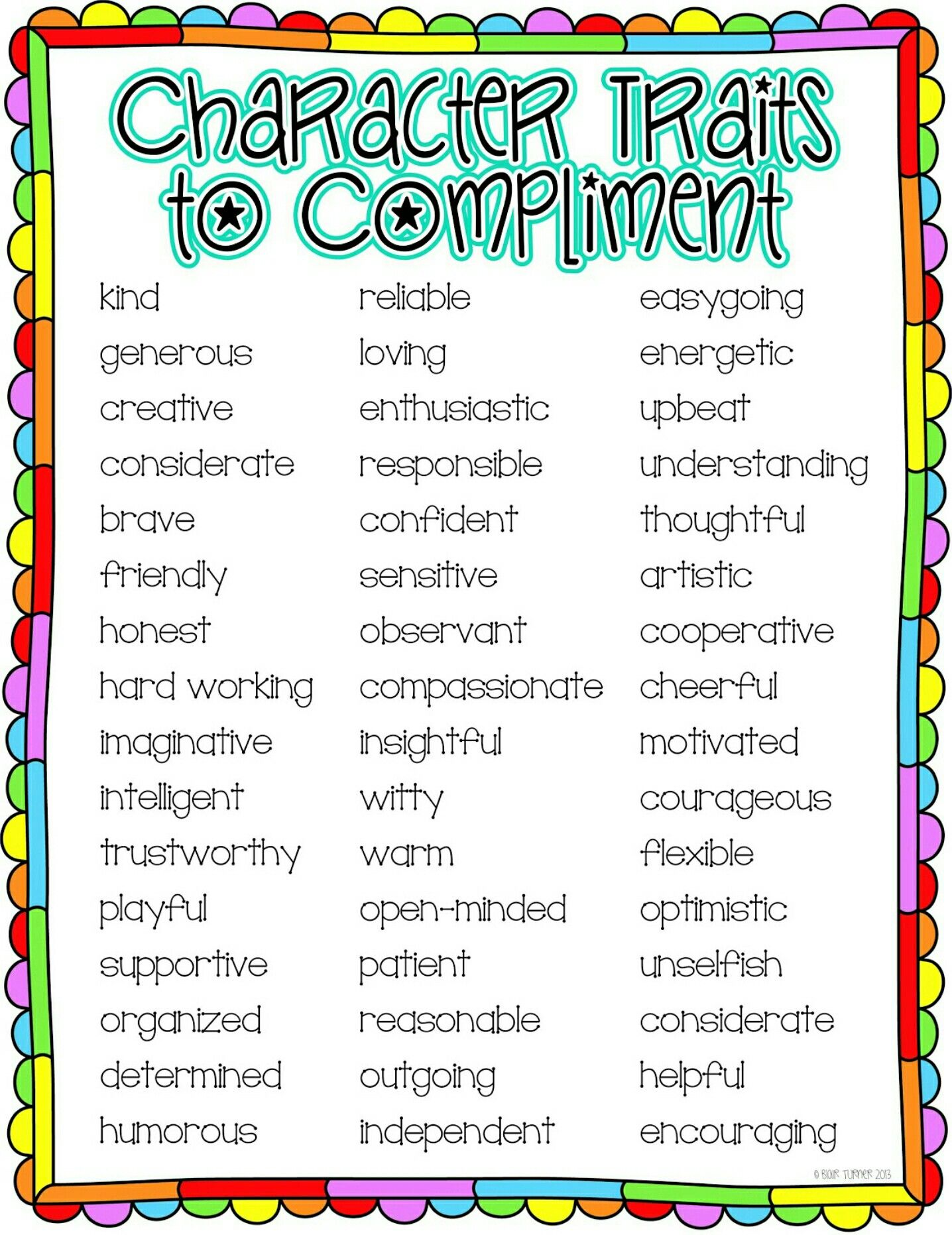 Child Descriptive Words That I M Sure Will Help In Writing