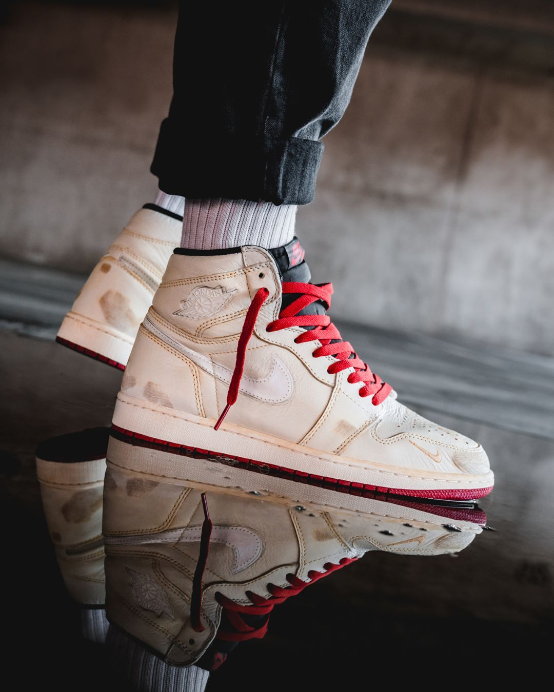 super popular a1df9 a21de Nigel Sylvester x Air Jordan 1 High | All Things Good in ...