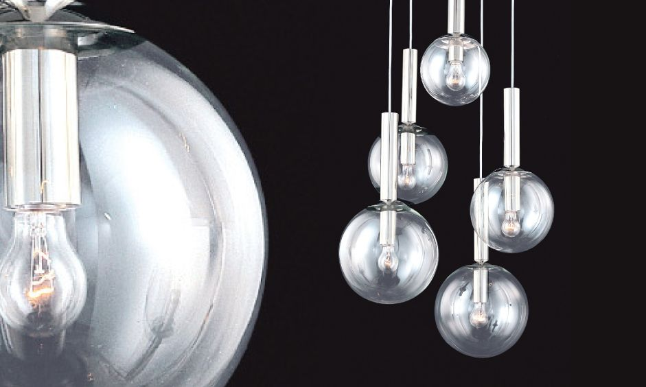 bubbles 5-Light Pendant(3765.35) SONNEMAN - A Way of Light