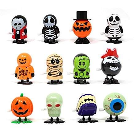 12pk Halloween Eraser Assortment Halloween Party Favours