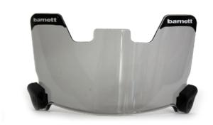 Barnett Football Eyeshield Visor Tinted 10 Original