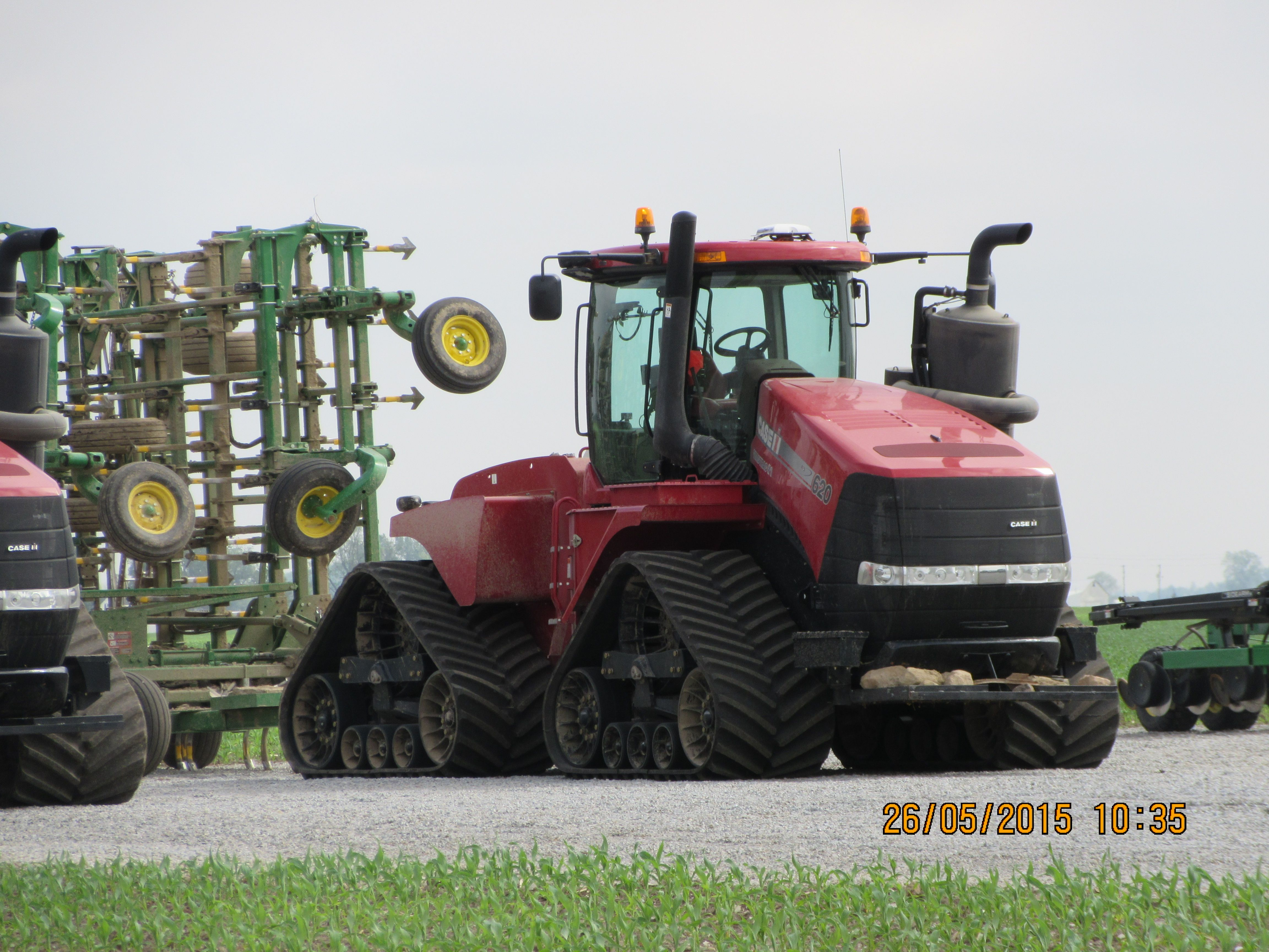 CaseIH Steiger 620 at Wise & Wise Farms