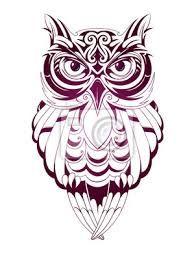 Resultado de imagem para tatuagem coruja maori significado