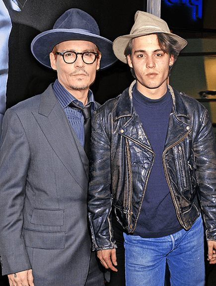 Johnny Depp's Son Jack John Christopher Depp III 2017 ...