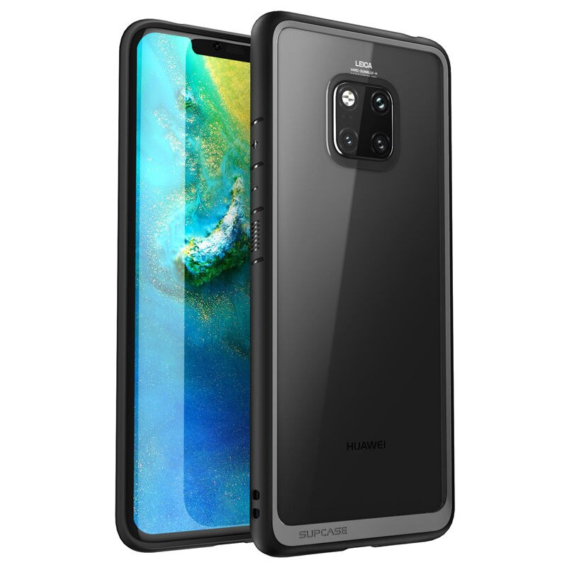 For Huawei Mate 20 Pro Case Lya L29 2018 Ub Style Anti Knock Premium Hybrid Protective Tpu Bumper Pc Clear Back Cover In Fitted Cases From Cellphones Teleco In 2020