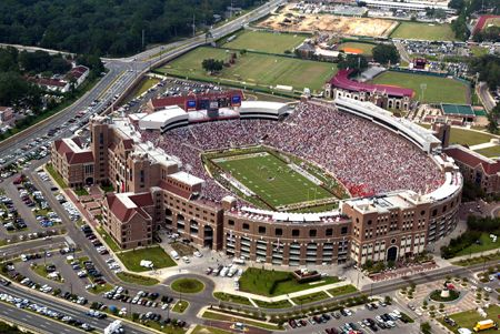 Doak S Campbell Stadium Florida State Football Football Stadiums Fsu Football