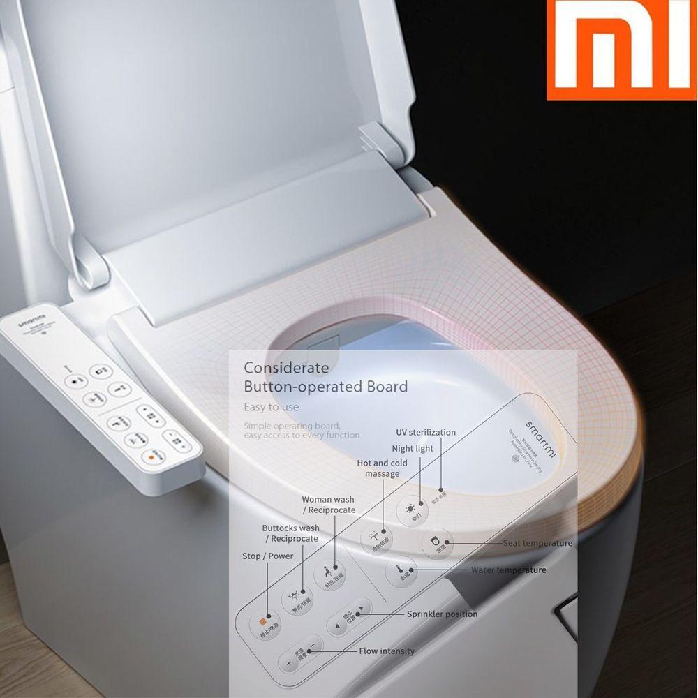 Xiaomi Smartmi Multifunctional Smart Toilet Seat LED Night ...