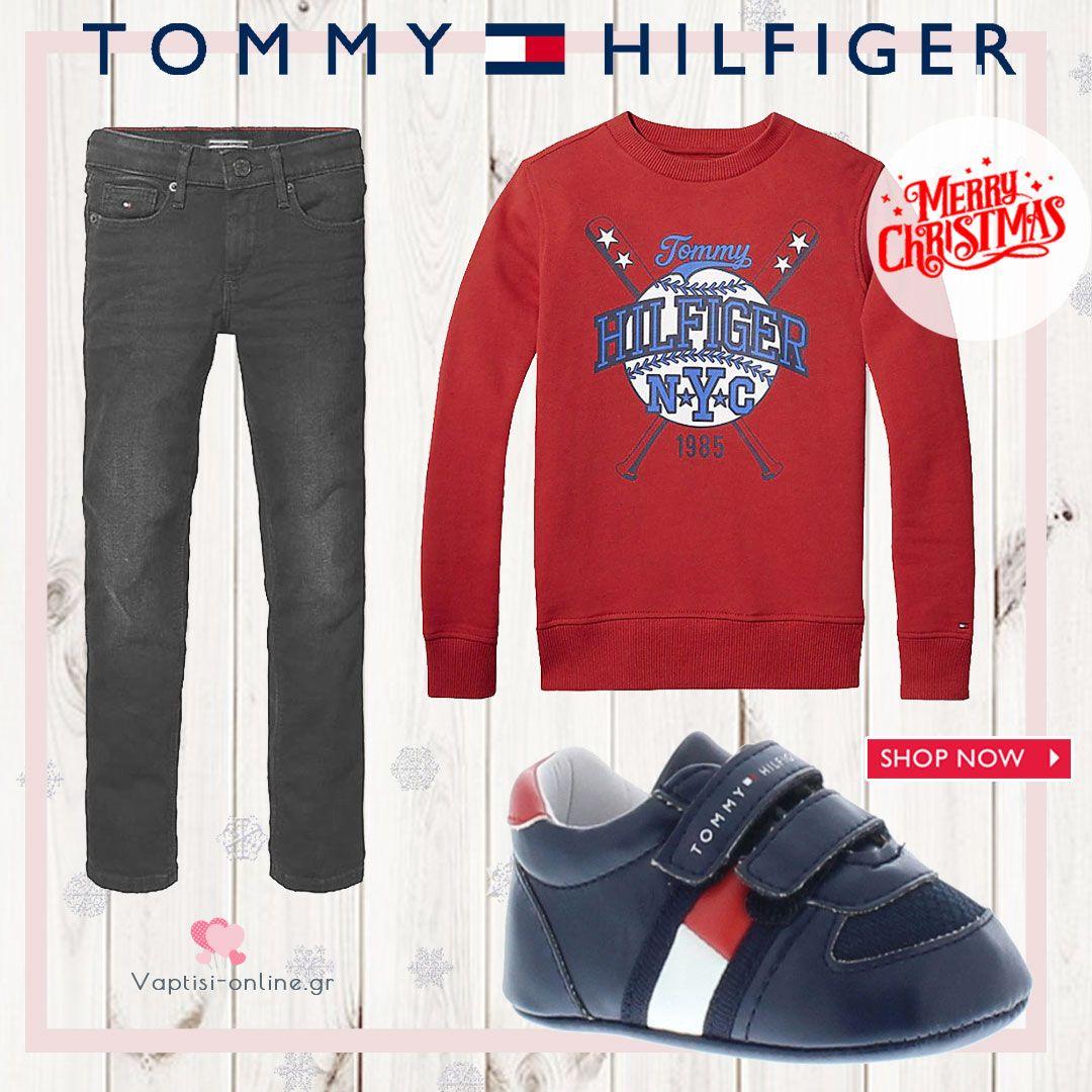 1a84f1ca4ff Παιδικά Ρούχα Tommy Hilfiger δείτε τα εδώ #tommyhilfiger #παιδικα ...