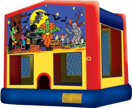 Halloween Module Jumper Columbus, Ga $125   www - halloween decoration rentals