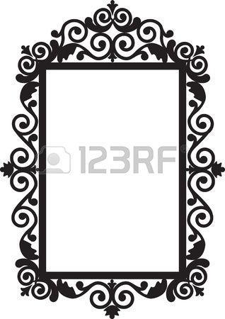 Antique frame | Frames | Pinterest | CNC, Cricut and Stenciling
