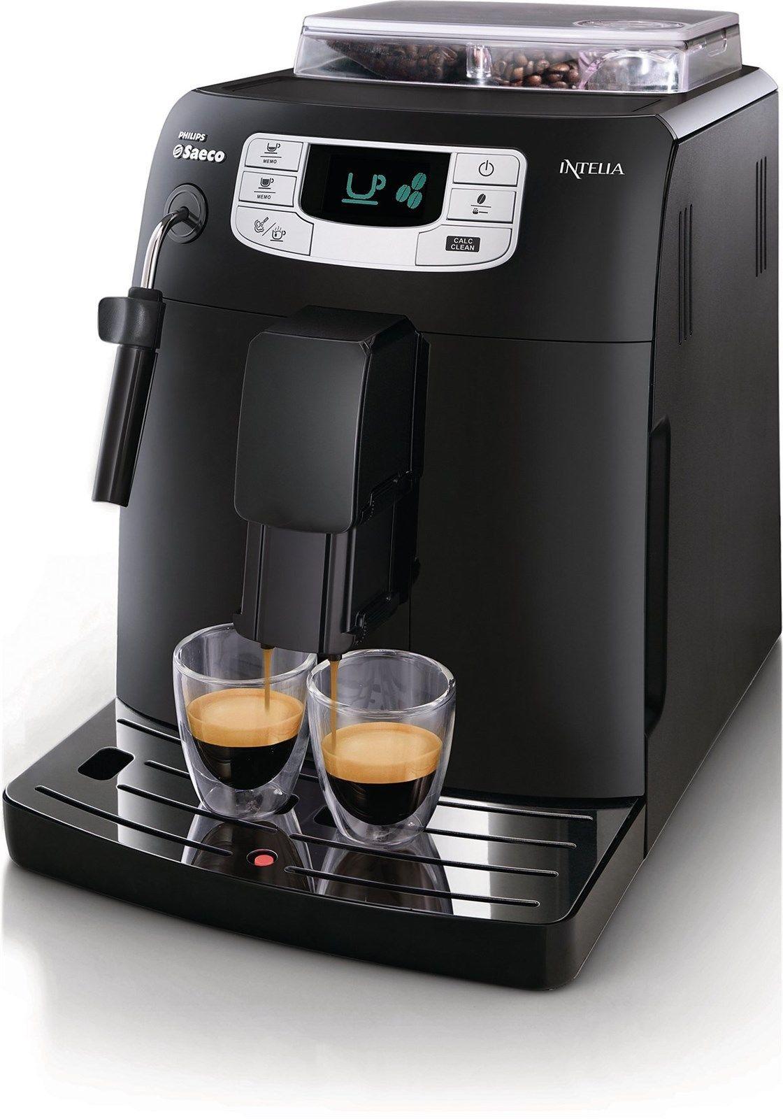 Philips Saeco Intelia Focus SuperAutomatic Espresso