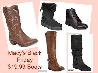 Boot Sale Starting At $19.99 | Boots