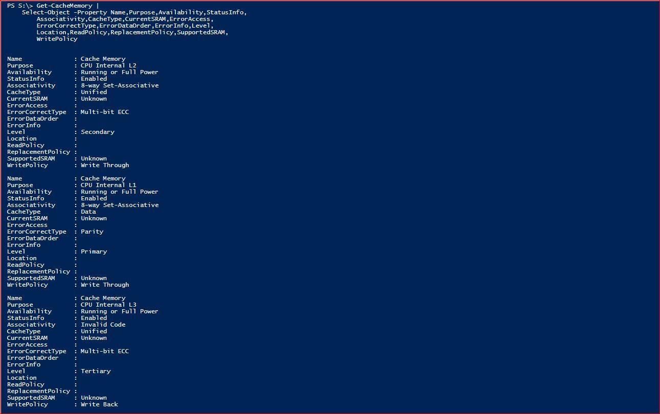 Powershell Module Sysinfo Stephanos Constantinou Blog Informative Blog Secondary