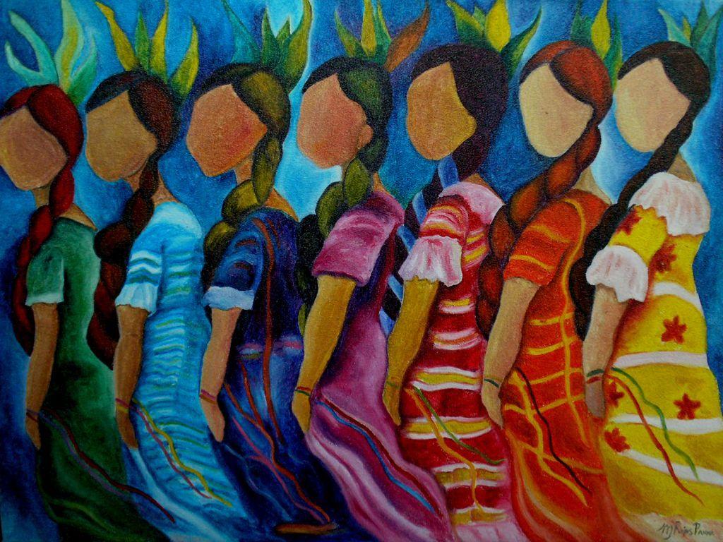 Pinturas al oleo mexicanas hawaii dermatology pintura al - Cuadros para decorar la casa ...