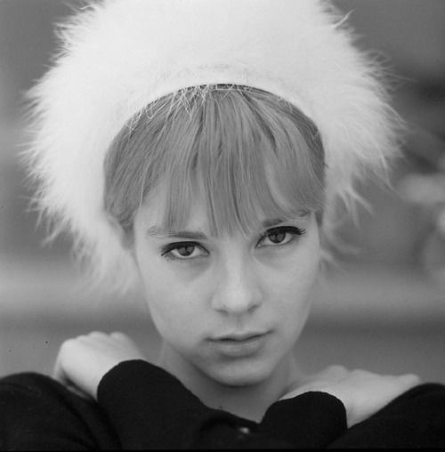 Jean-Marie Perier :: Sylvie Vartan, 1963