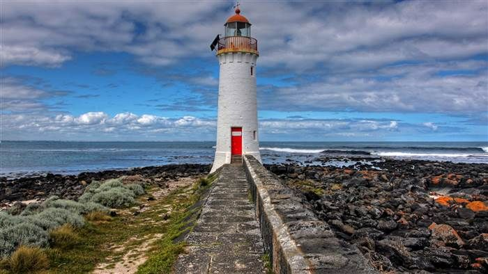 Port Fairy, Victoria, Australia  This fishing village, less than 200 miles west of Melbourne, packs on the charm with its 19th-century cottages, stone churches and delightful inns.