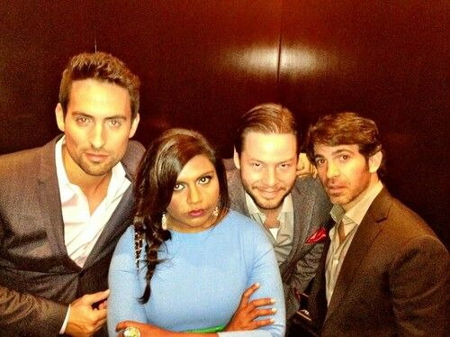 Ed Weeks, Mindy, Ike, & Messina