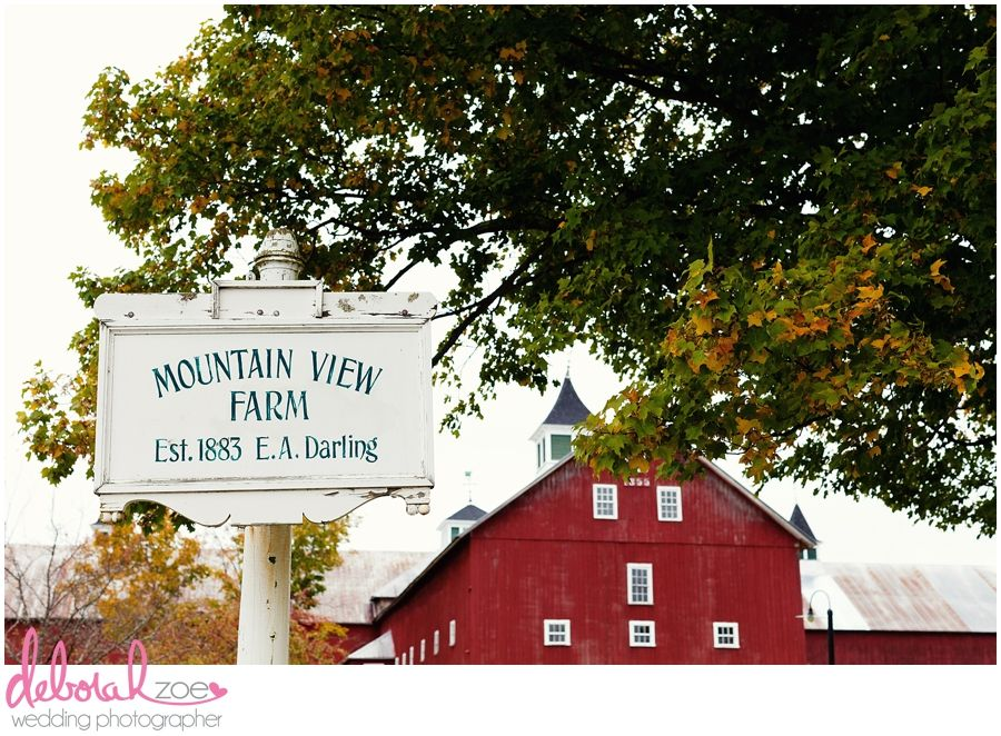 Wedding Venue The Wildflower Inn Vermont Rustic Vintage Chic