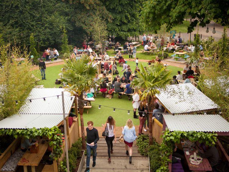 London S Best Beer Gardens Beer Garden Best Beer London Holiday