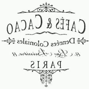 Stencil Shabby Chic Da Stampare.Immagini Gratis Per Trasferimento Vernici Shabby French Script