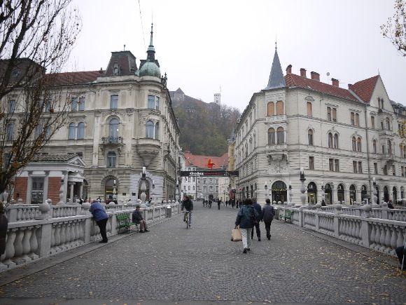 10 reasons to travel to Ljubljana