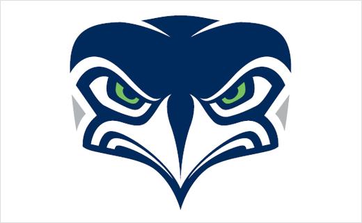 Seattle Seahawks New Logo Seahawks Pics Logos 1001