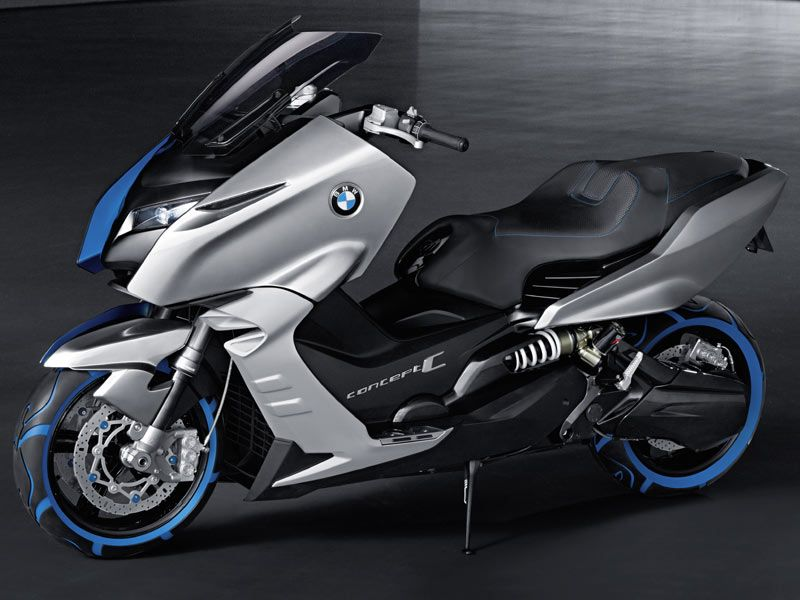 Bmw Scooter Confirms Concept C On In 2017 Motorbike Reviews