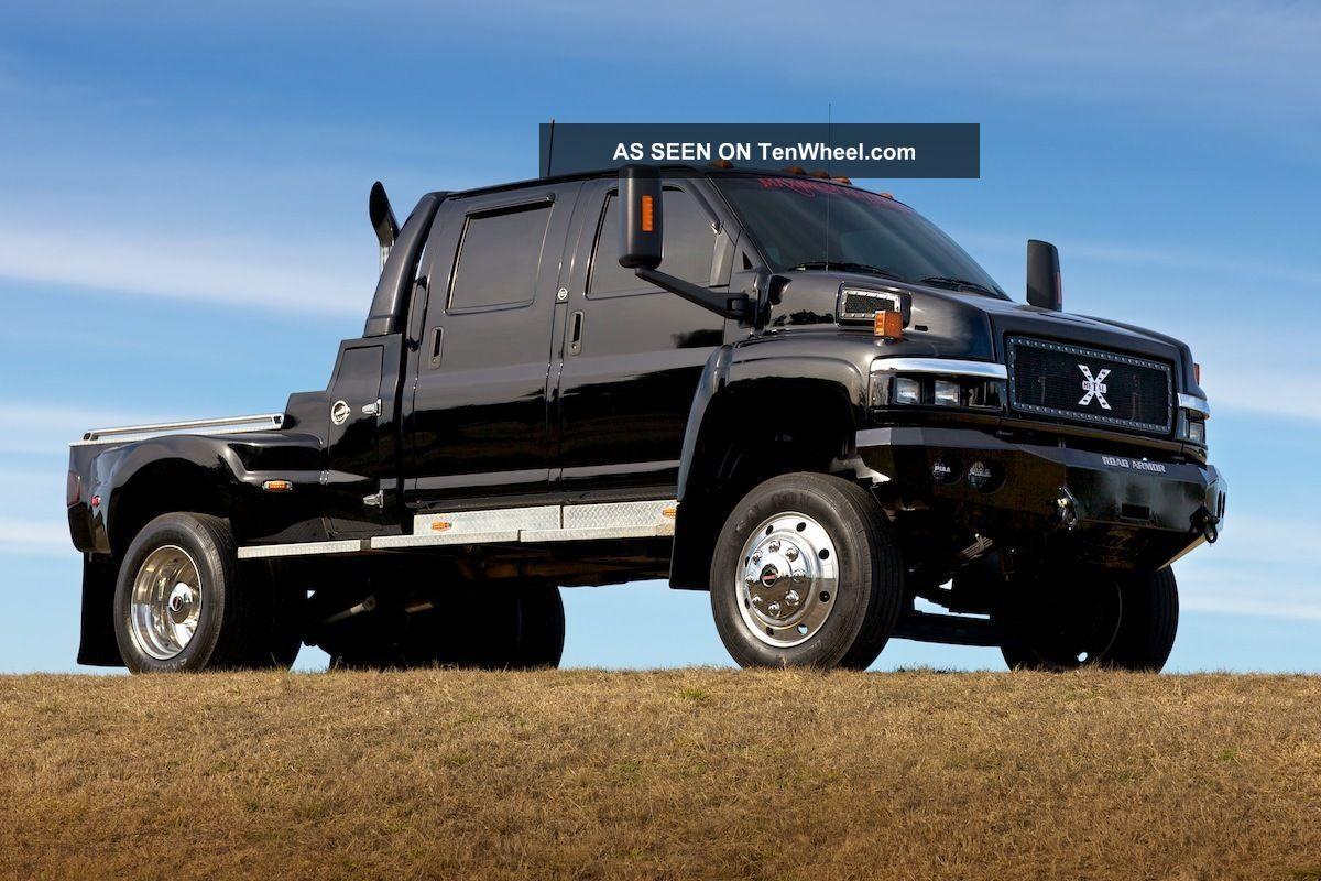 2004 gmc c4500 topkick extreme truck ironhide black 2wd kodiak mxt cxt f650 other photo trucks. Black Bedroom Furniture Sets. Home Design Ideas