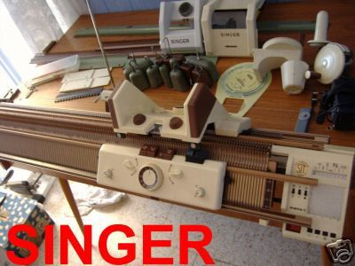 a review of knitting machine models superba singer. Black Bedroom Furniture Sets. Home Design Ideas
