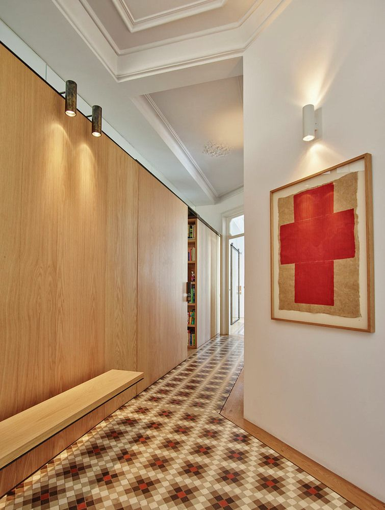 Gallery of House AB. Barcelona built architecture 4