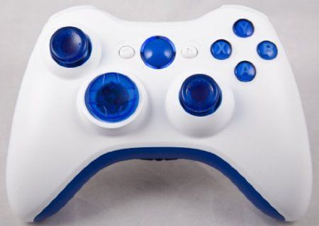 Drop shot, Auto-aim, Jitter Xbox 360 Modded Controller COD