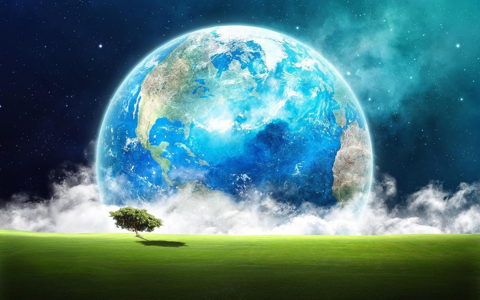 1080p Hd Earth Wallpaper High Quality Desktop Iphone And