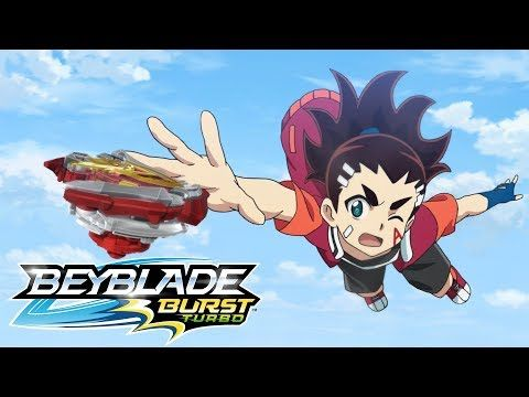 Beyblade Burst Turbo Episode 2 English Dub