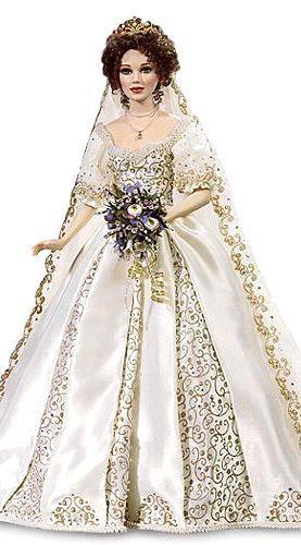 Natalia, Faberge Spring Bride Doll #bridedolls Natalia, Faberge Spring Bride Doll #bridedolls