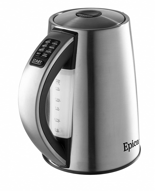 Top best stainless steel electric kettles in reviews top