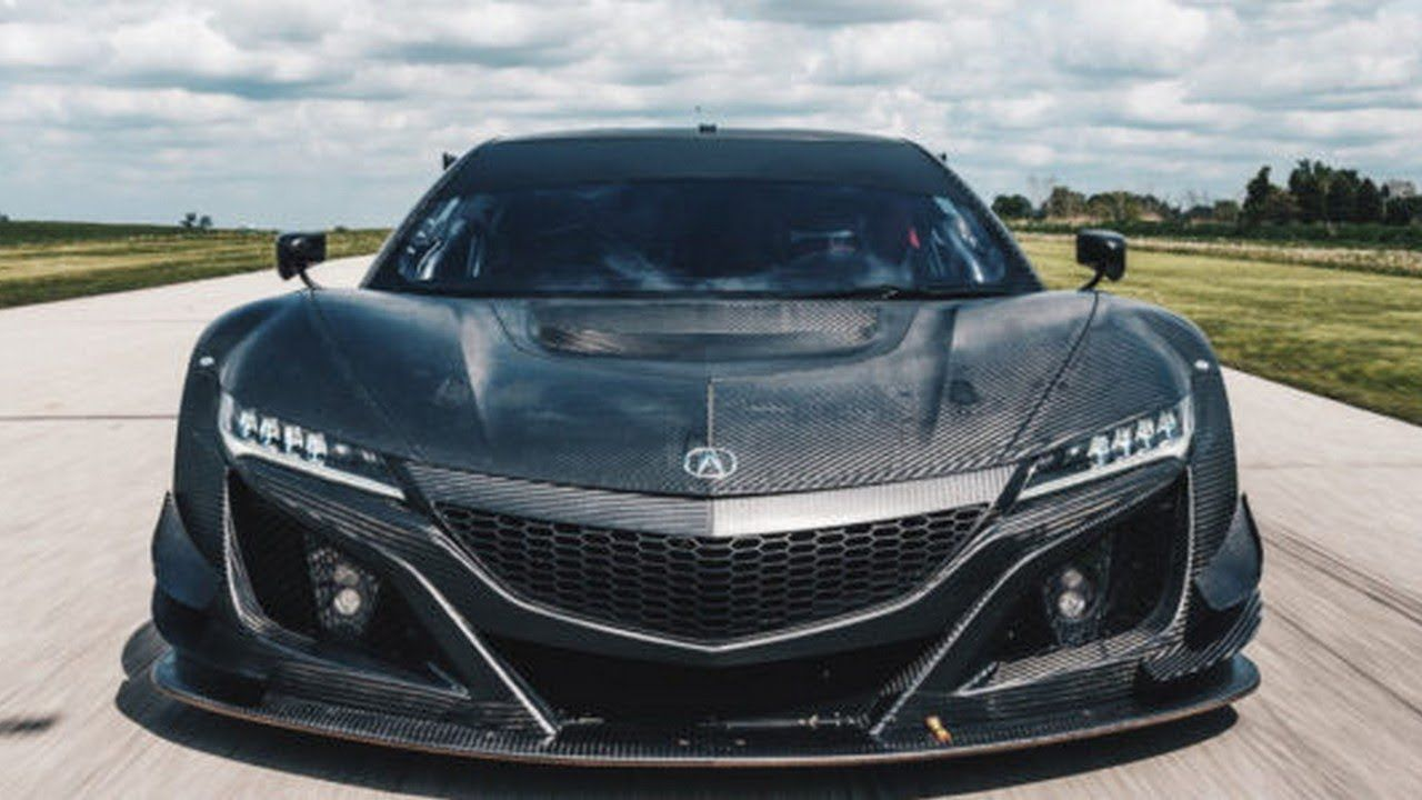 2018 Acura NSX Type R Review, Specs, Release date