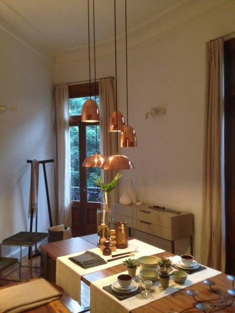 JOBS colgantes iluminacion led bar comedor barra cocina | dinning ...