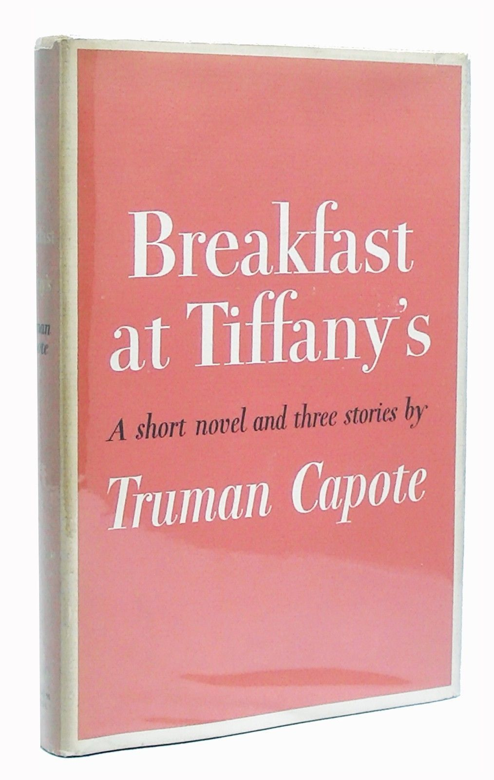 an analysis of the novel breakfast at tiffanys by truman capote Dive deep into truman capote's breakfast at tiffany's with extended analysis, commentary, and discussion structurally, the novel is told in first-person past tense, with the narrator, a writer, reminiscing about his friendship with holly golightly.