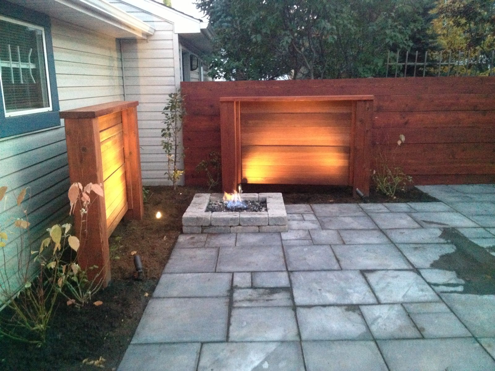 Capt'n Crow Landscaping, in Calgary  Product from BURNCO