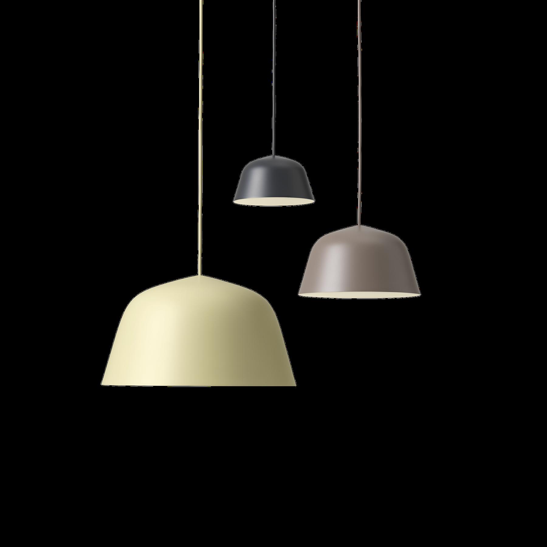Lighting From Muuto Modern Scandinavian Lighting In 2020 Pendant Lamp Bulb Pendant Light Scandinavian Lighting