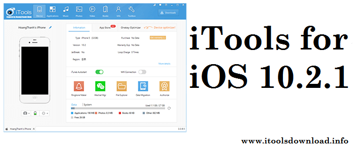 Free iTools download – Download iTools iOS 10 and 9 for iPhone iPad
