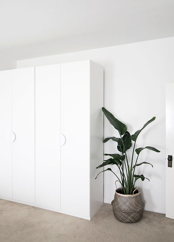 Ikea Pax Wardrobes With Tosterup Handles What When Did Ikea Get Awesome Half Moon Handle Ikea Bedroom Storage Bedroom Decor On A Budget Organization Bedroom