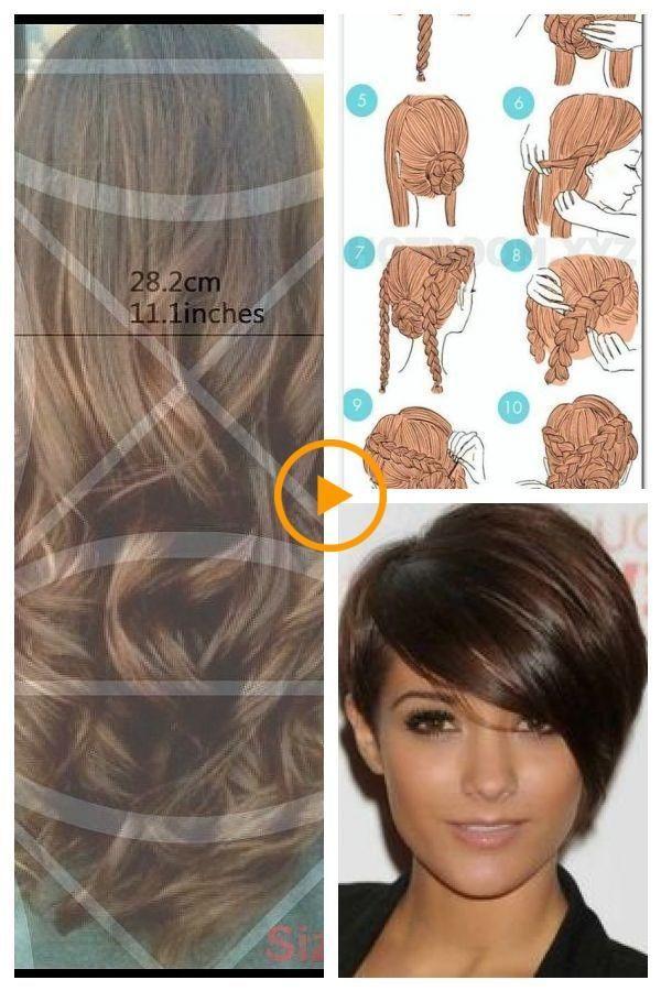 Trucos maravillosos Peinados de graduación peinados de dos moños Peinados Boho con H …