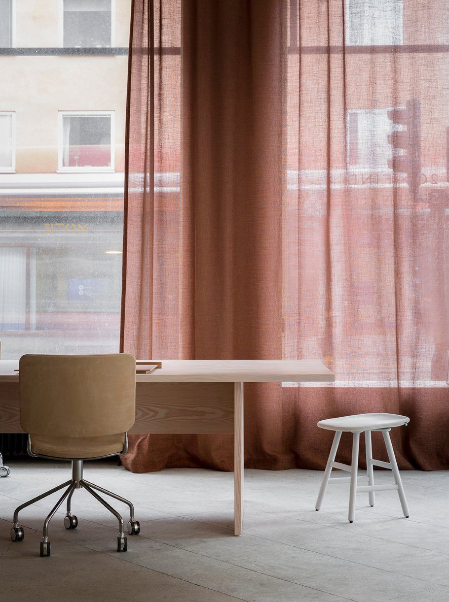 Note Design Studio\'s office, based on the Neutral Color System ...