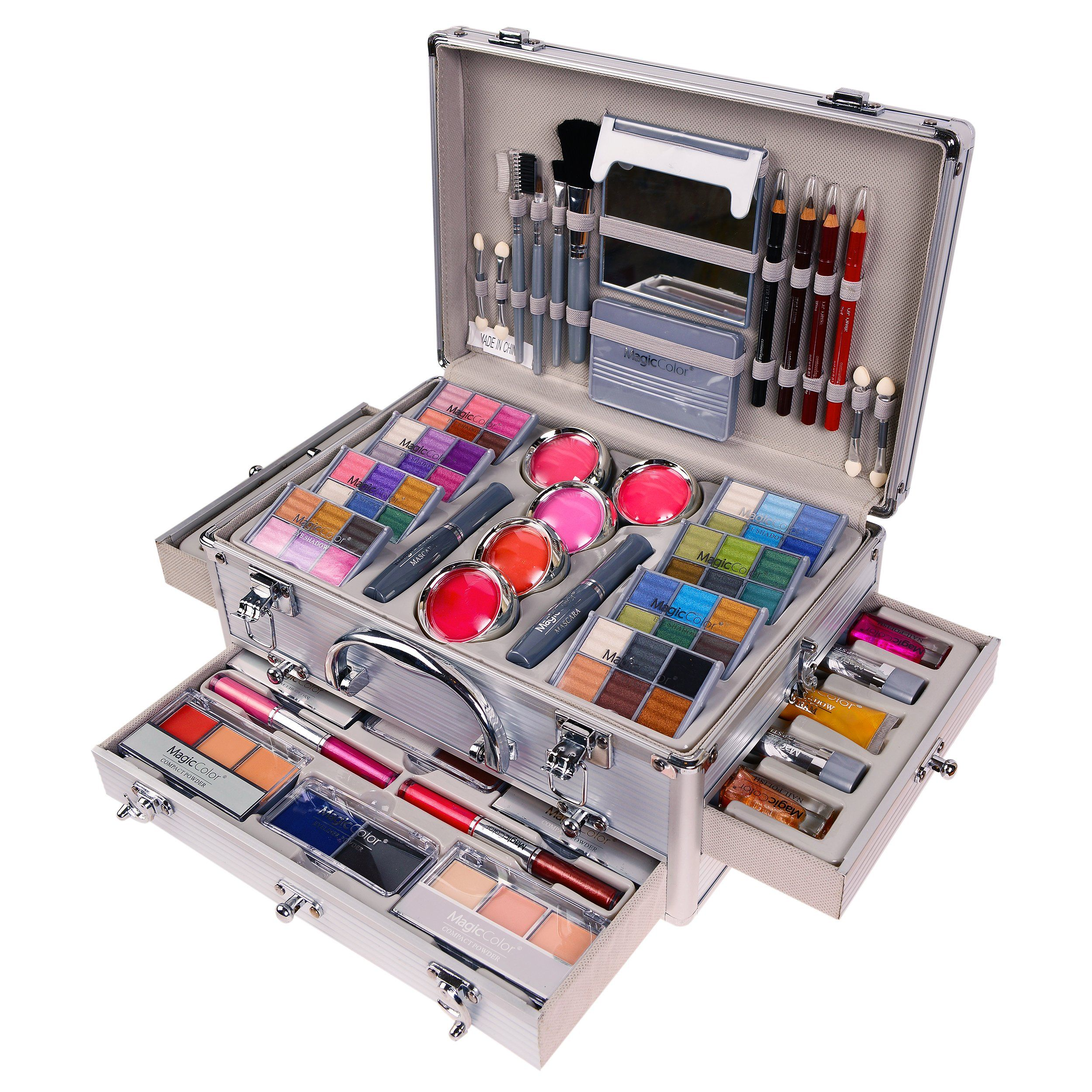 SHANY Cosmetics Carry All Trunk Professional Makeup Kit