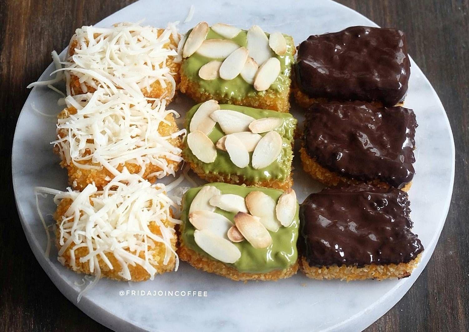 Resep Nugget Pisang Oleh Fridajoincoffee Resep Resep Makanan Makanan Dan Minuman