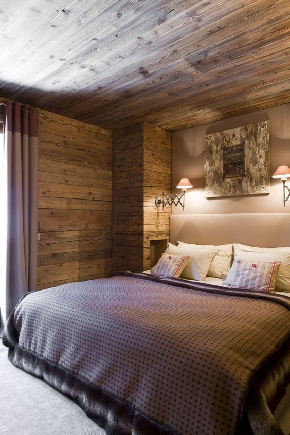 Chalet Inspiration Ein Alpines Design Fur Ein Stadthaus Haus Innenarchitektur Chalet Design Wohnen