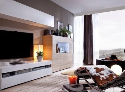 Composici n de sal n de 300 cm decoracion muebles - Muebles de decoracion baratos ...