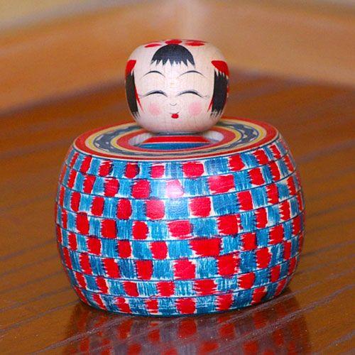 えじこ、えじこの人形、えじこのこけし人形